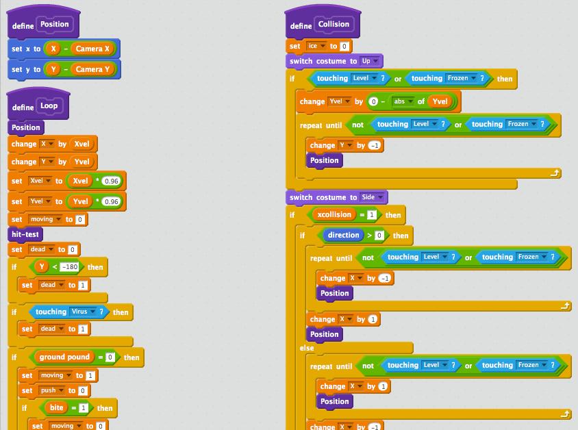 programowanie gier scratch