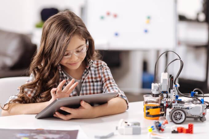 dziewczyny robotyka lubelskie