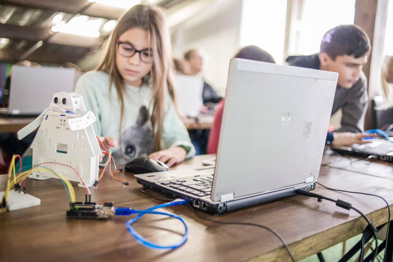 programowanie dla dziewczynek