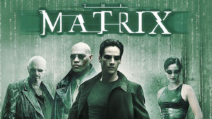historia VR w kinie The Matrix