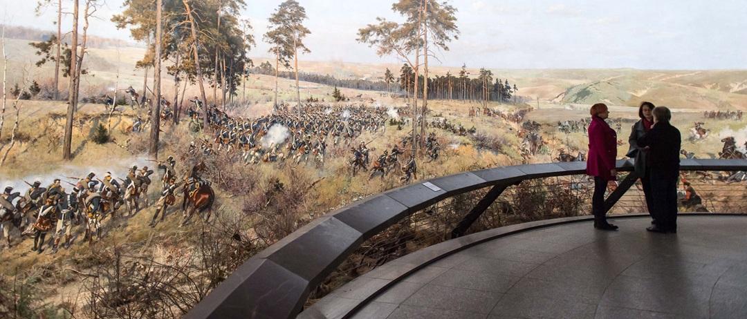 historia VR - pierwsza próba - panorama raclawicka