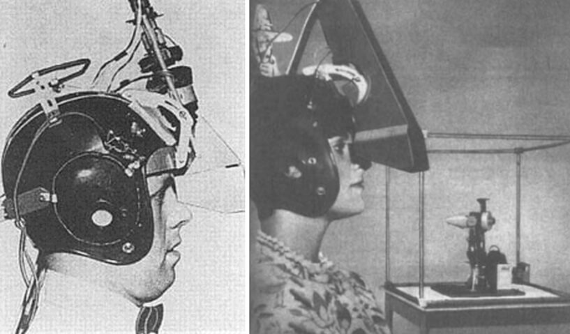 okulary VR historia