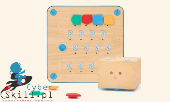 programowanie w przedszkolu cubetto